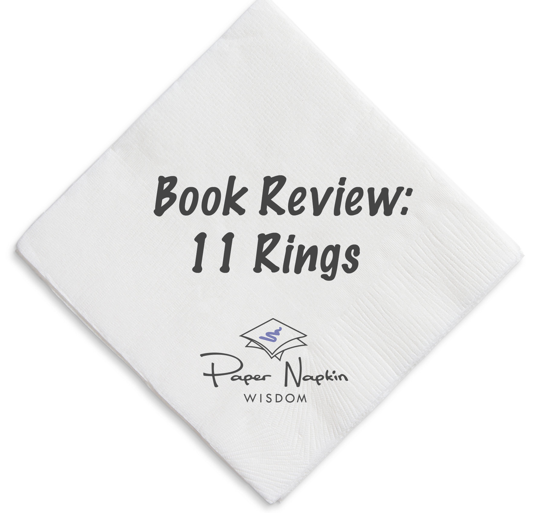PNW Book Review 1 - 11 Rings